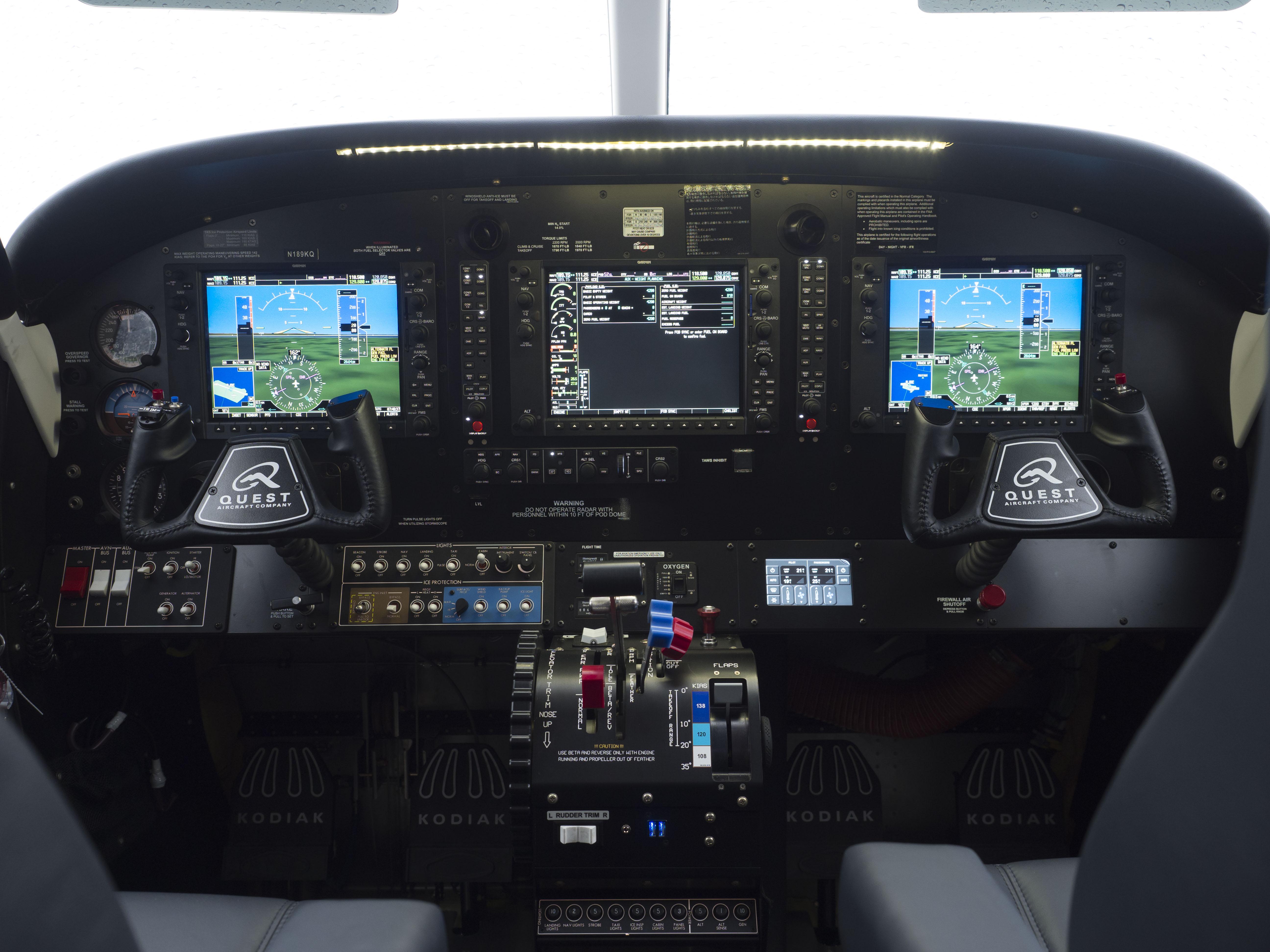 ビジネスジェット・小型航空機の個人用と事業機の違い
