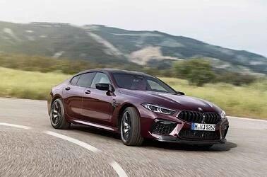 BMW M8グラン クーペを意のままに操れる極上の ラグジュアリー・ツアーが誕生