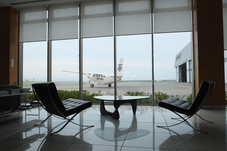 神戸空港(ヒラタ学園)の紹介
