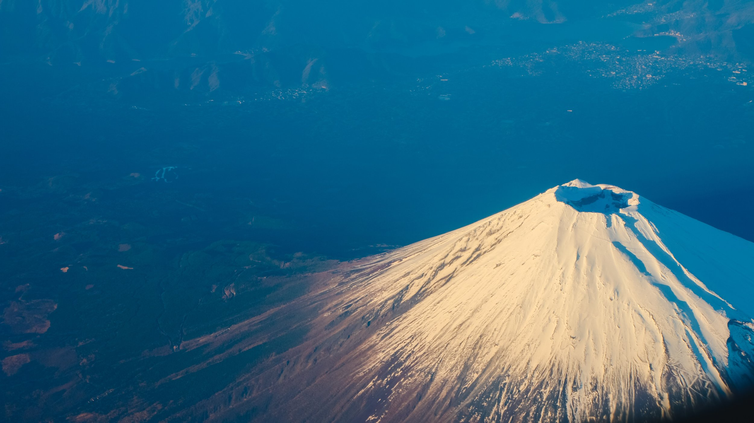 【SKY TREKで再発見 !】 上空3000mから撮影する富士山の魅力